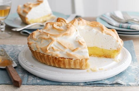 Lemon Meringue Pie Day