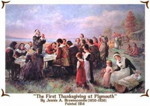 The Real History Of Thanksgiving | Little Known Facts