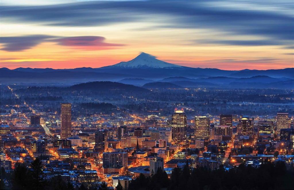 The City of Portland