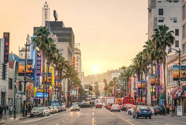 Exploring Los Angeles