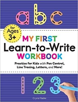 Workbooks For Preschool