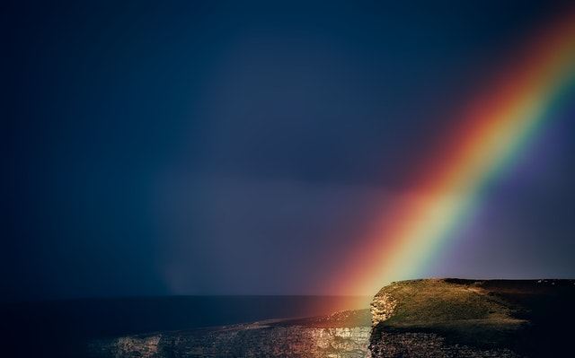 Rainbow Experiment for Preschool